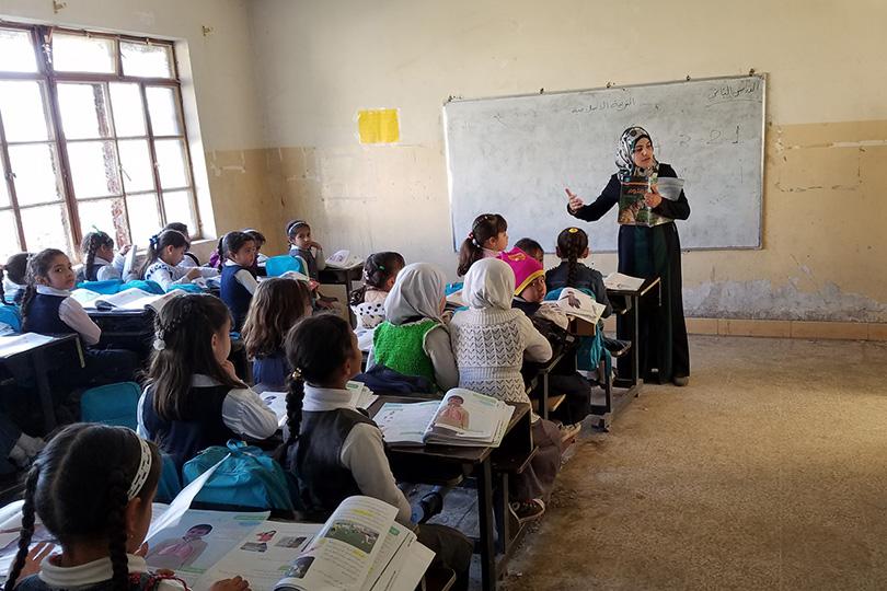 حصاد 2020: التعليم في العراق بالأرقام