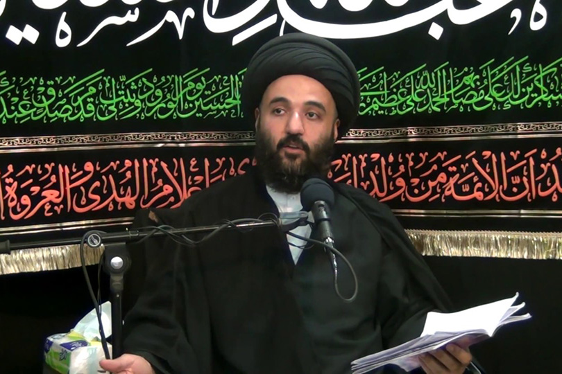 سماحة السيد محمد علي الشيرازي: تكوين الفرد يبنى على العلل الأربع