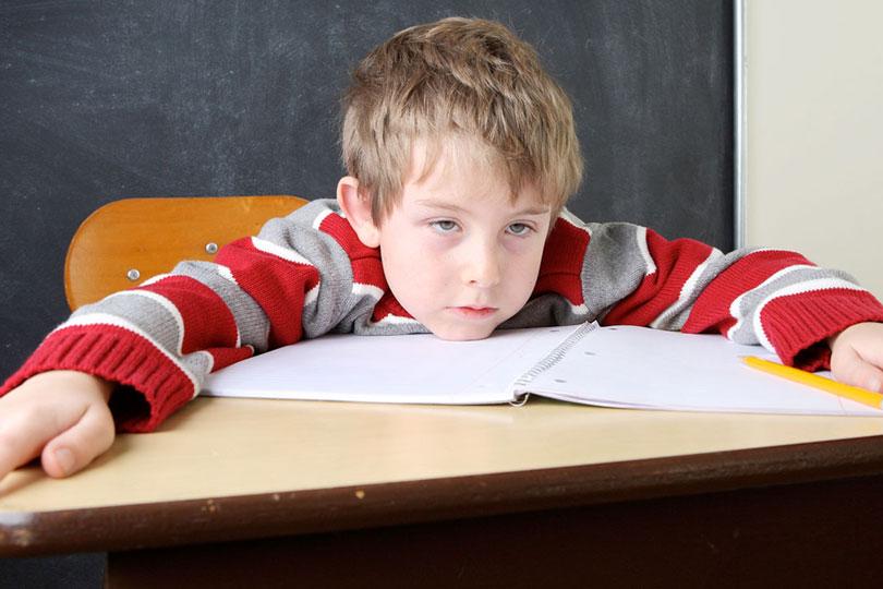 كيف نعالج ضجر الأطفال من الحصص المدرسية؟