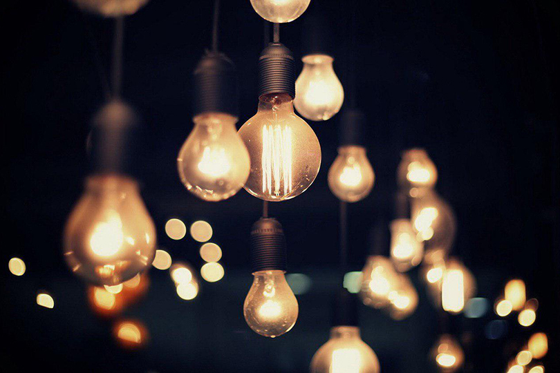 أشعل المصباح!