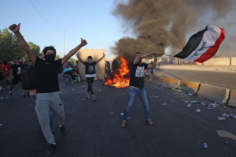 استطلاع رأي: هل التظاهر السلمي أقوى تأثيرا من العنف؟