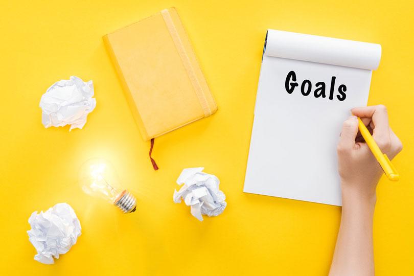 ما هي أهم أهدافك لسنة 2020؟