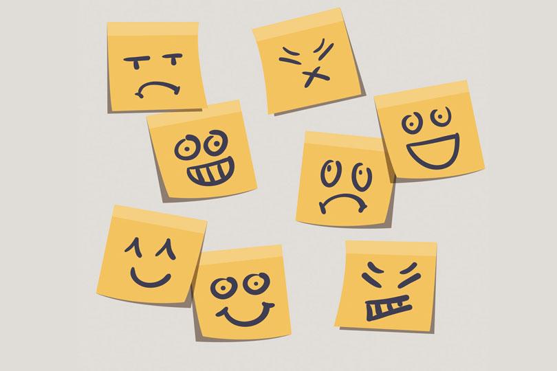 هل تمتلك قدرة التحكم التام في المشاعر والانفعالات؟!