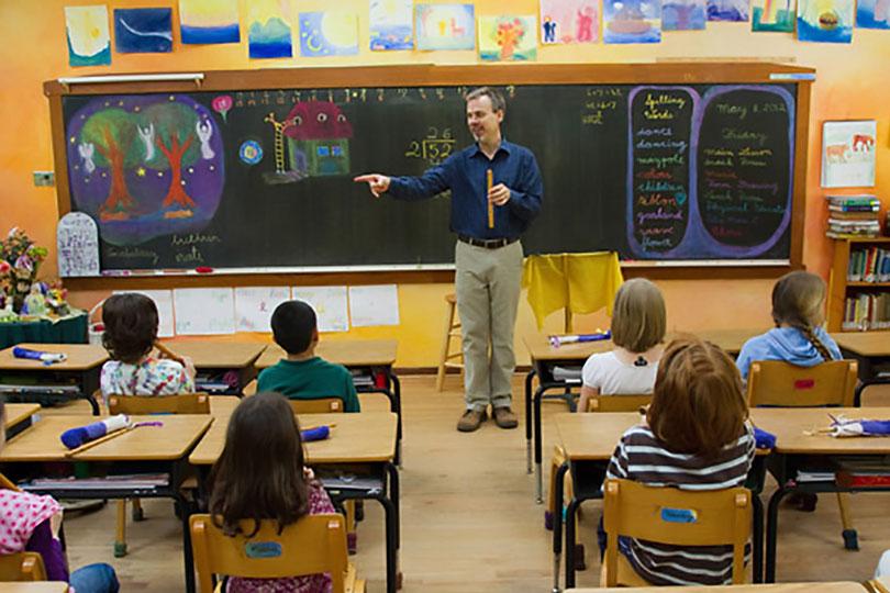 مدارس فالدروف وتفضيل التعليم التقليدي