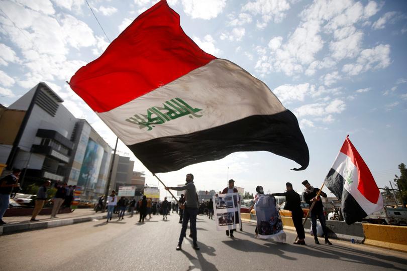 العلم العراقي.. رمز الوطن وشعاره