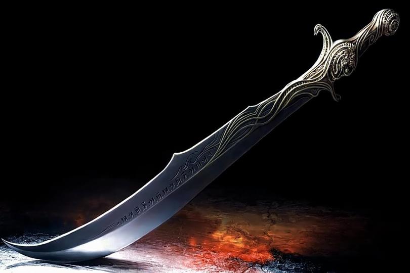 هذا السيف أعشقه