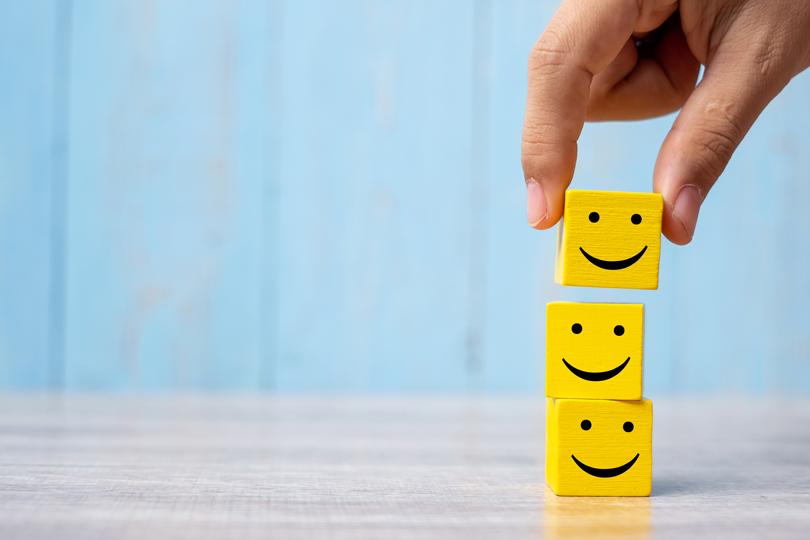 ابتسم بقلبك