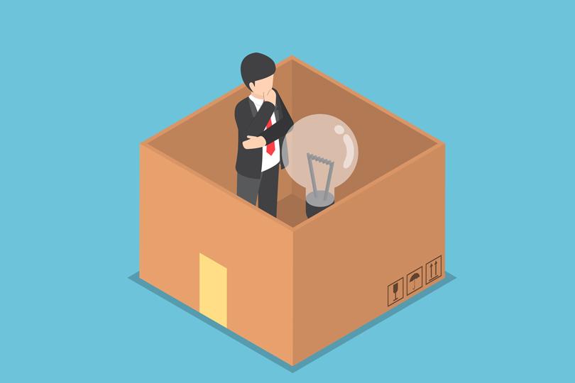 كيف تفكر خارج الصندوق؟