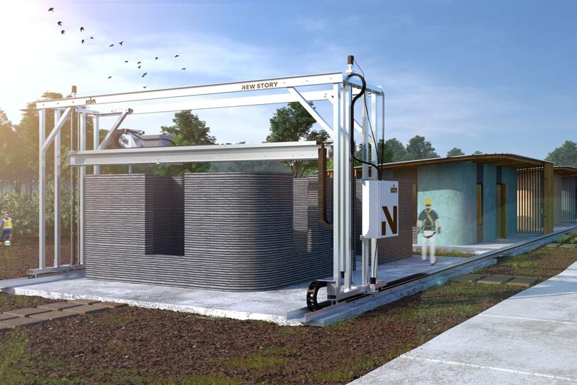 سنبني منازلنا بتقنية ثلاثية الابعاد؟