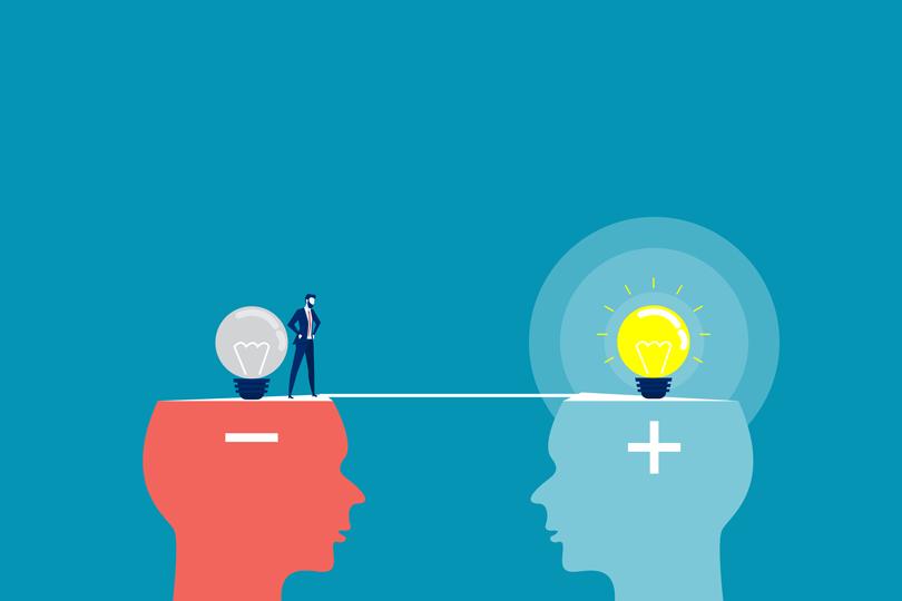 كيف تغير طريقة تفكيرك من السلبية إلى الايجابية؟