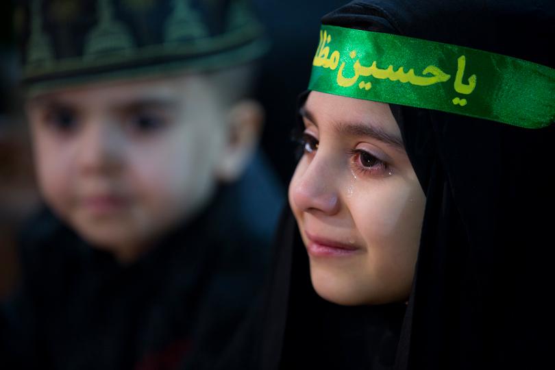 واقعة الطف في عيون طفلة حسينية