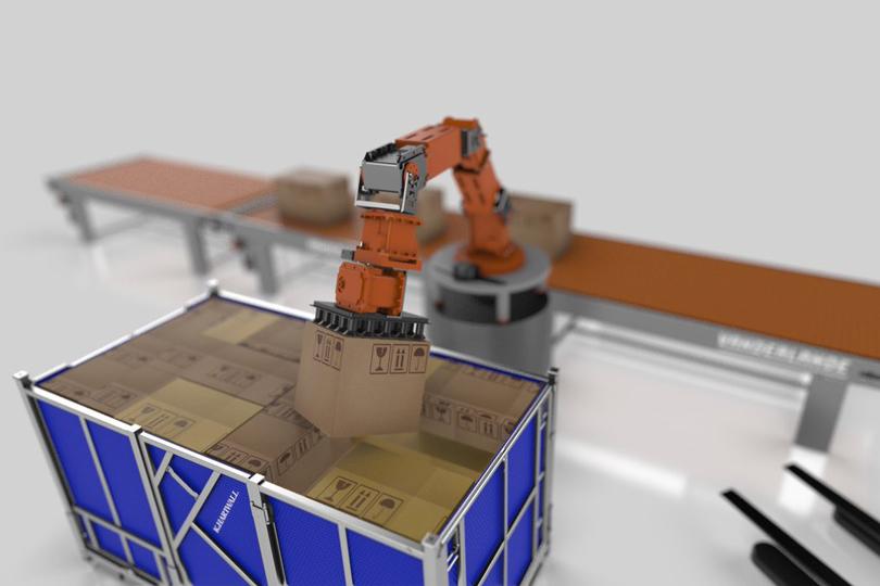 هل يُفكر الروبورت بمدى قدرته على حمل الأشياء؟!