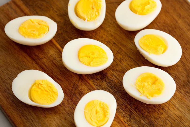 البيض المسلوق.. غذاء صحي ومتوازن