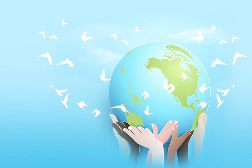 21 ايلول اليوم العالمي لتذكير العالم بالسلام