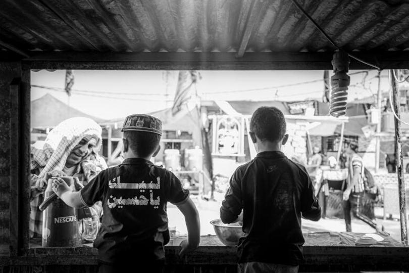 الأطفال الحسينيون وشعائرهم الخاصة في عاشوراء