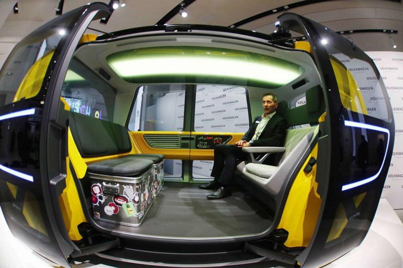 أول سيارة ذاتية القيادة عربية الصنع تعرف عليها