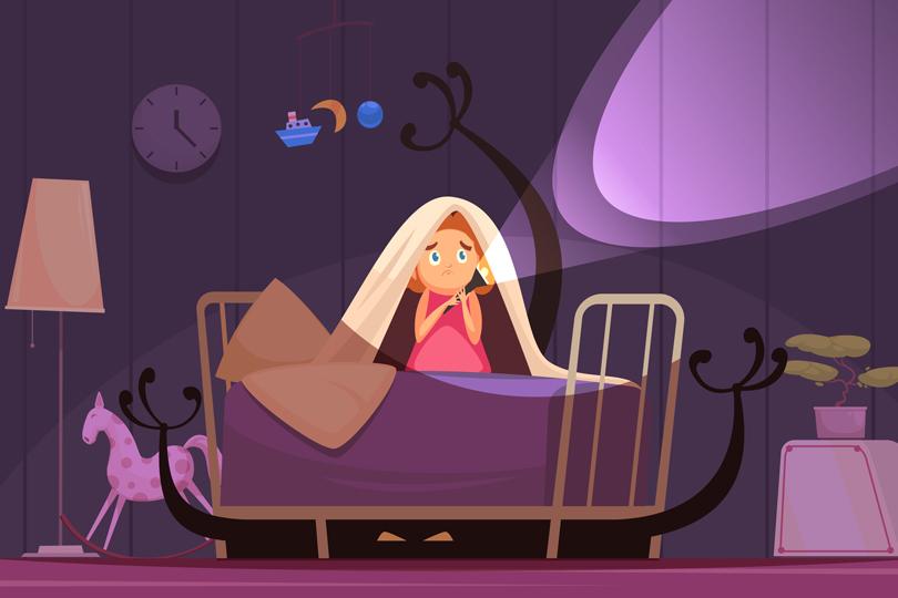 اضطرابات النوم عند الأطفال: الأسباب والعلاج