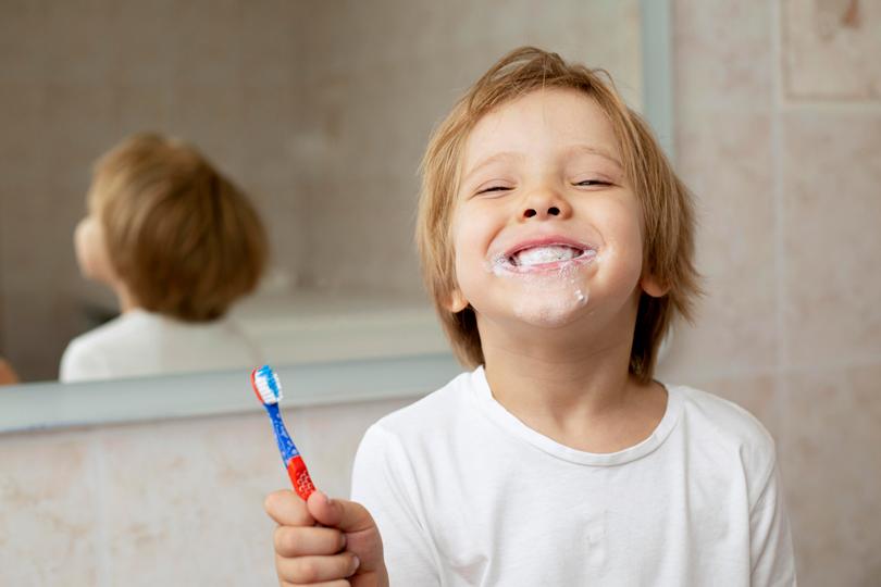 ماهي أهمية الأسنان اللبنية لطفلك.. وكيف يتم العناية بها؟