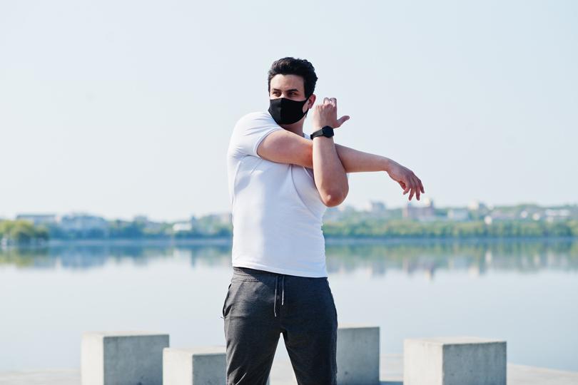 دور النشاط البدني في مكافحة كوفيد 19