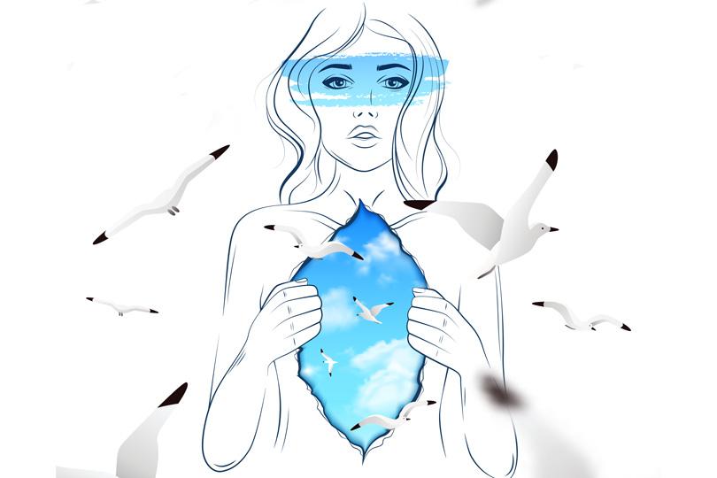 بيئتك الداخلية: طهري روحك من القلق والضغط النفسي