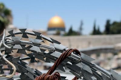 الإمام الشيرازي الراحل يساند القضية الفلسطينية