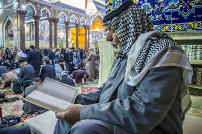 إشارة مهدوية قرآنية وفقرة دعاء رجبية