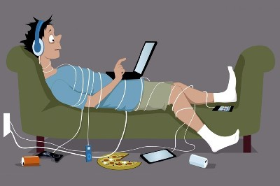 كيف تتخلص من خطر ادمان الإنترنت؟