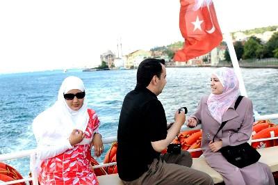ميزان الإعلام وجالية العرب في أنقرة