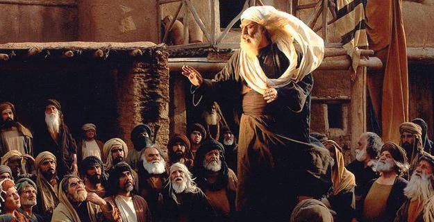 قصة بكاء رسول الله  ( ص ) 55f60b34f36a6