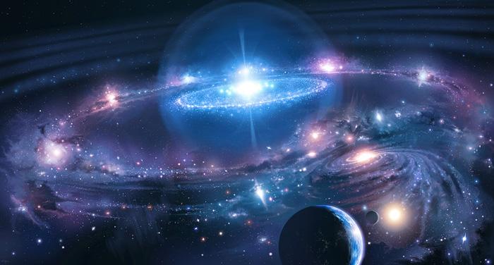 من اسرار الكون : حجم الارض بالنسبة لحجم الكون 56dd614c2345f