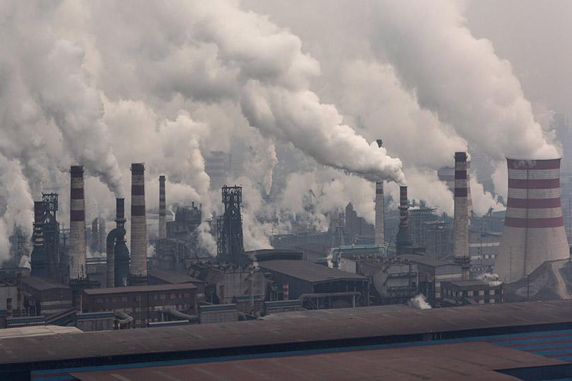 الصين وحرب التلوث من ينتصر أولا