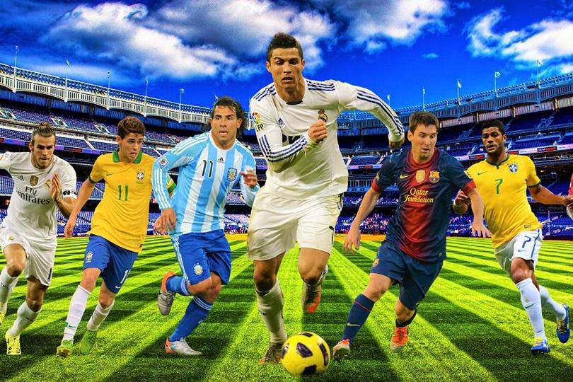 تعليم الاطفال كرة القدم