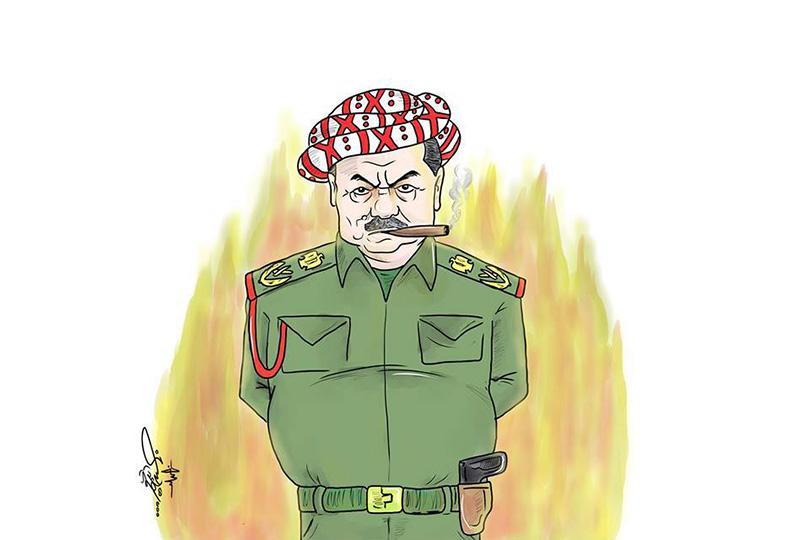 الفنان ناصرابراهيم