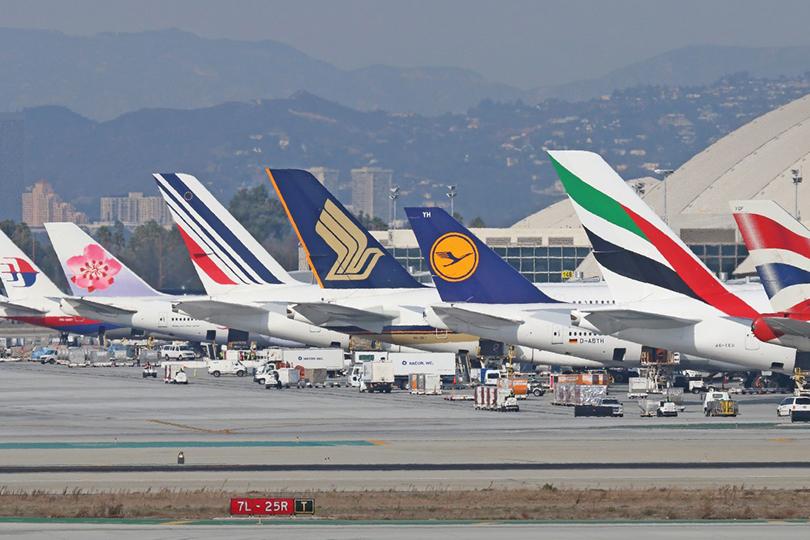 ما هي أكثر شركات الطيران آمانا في العالم 2021
