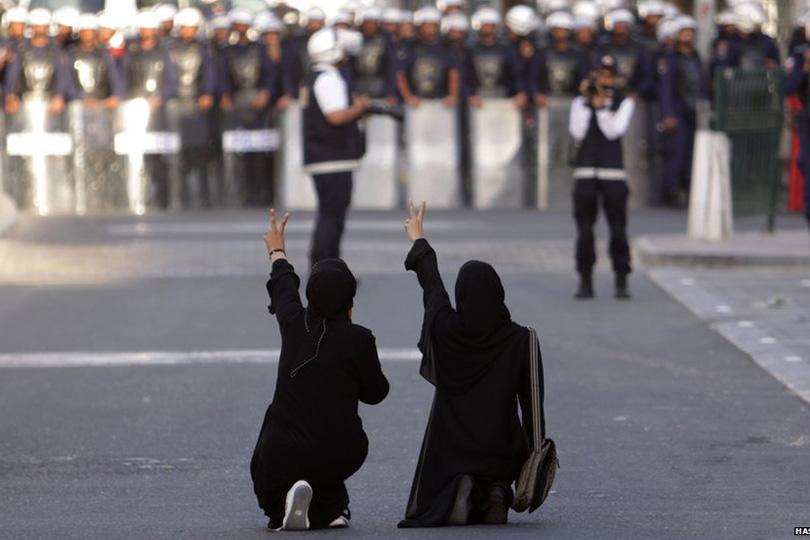 Нарушения прав человека в Бахрейне.