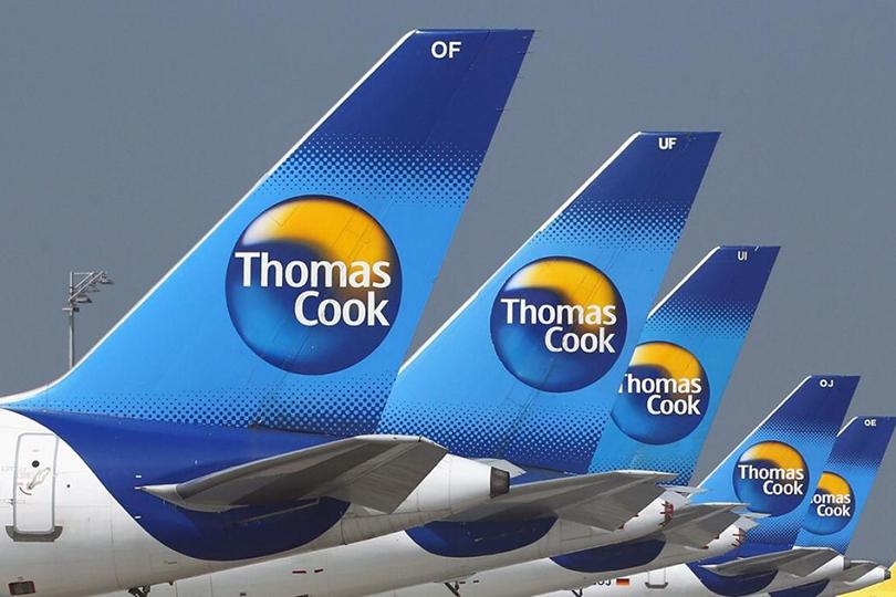 """"""" فوسون """" الصينية توافق على شراء توماس كوك"""