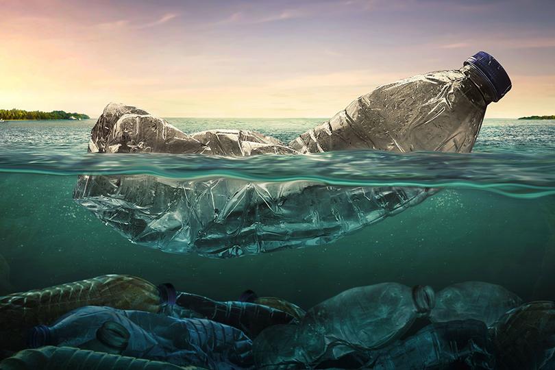 التلوث البلاستيكي غول المحيطات يقتل البشر ببطء