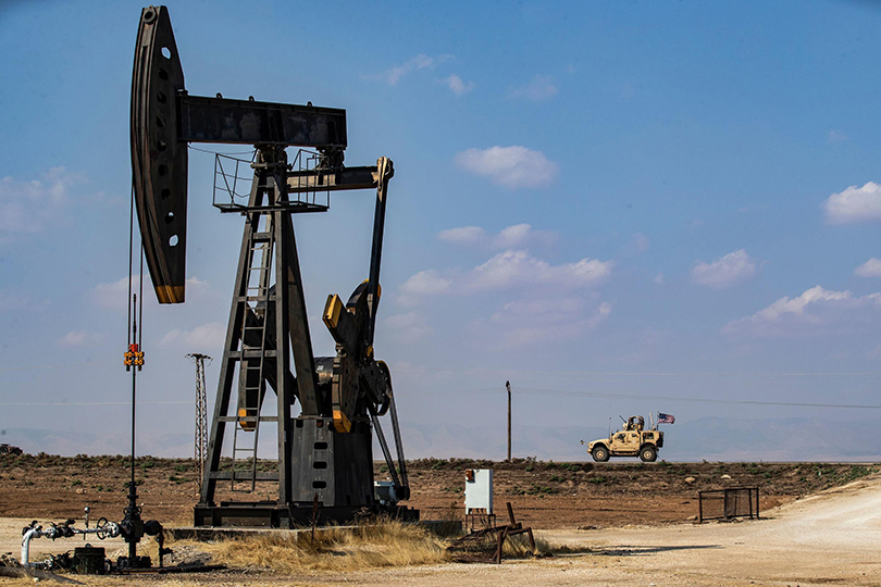 США в Сирии: война, кризис и нефть.