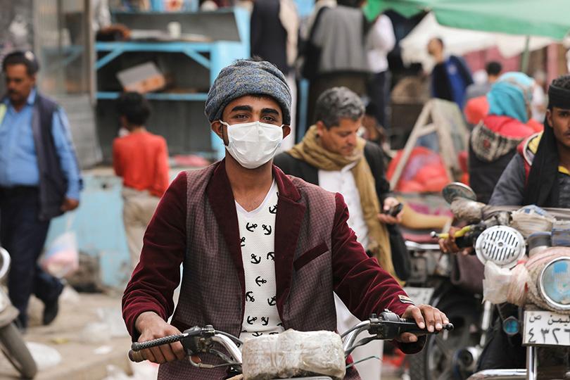 Пандемия и война в Йемене.
