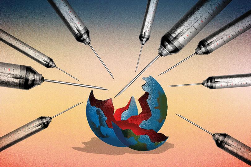 حرب اللقاحات: إختبار أخلاقيات المجتمع الدولي
