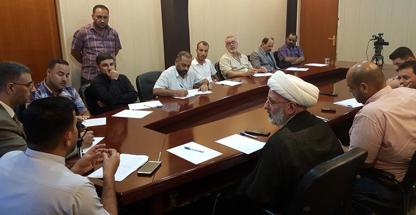 الدرجات الخاصة بالنسبة للقوى السياسية العراقية هي الطريق لبناء الدولة العميقة