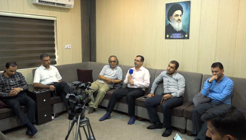 Euphrates Center discusses the results of the faltering economic transformation in Iraq 5dd6f4c3cbd68