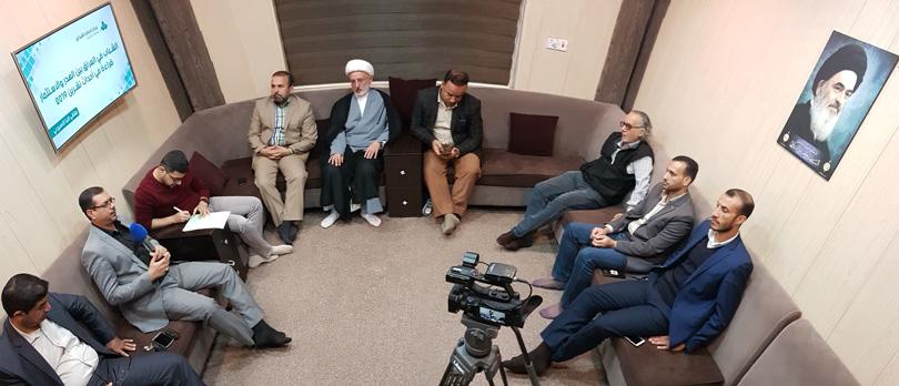 الشباب في العراق يشكلون نسبة 27.4% من سكان العراق يبلغ عددهم 10.5 مليون شخص، ويشكلون 36.1% من القوى العاملة