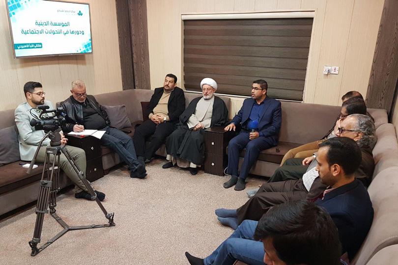 فعل الحداثة في الأديان بما فيها الإسلام تتجه نحو إضعاف الحدود الفاصلة بين المجموعات الدينية