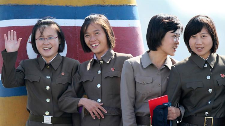 قصات الشعر في كوريا الشمالية