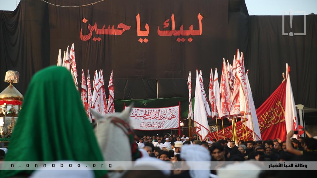 سأله عمه الحسين عليه السلام كيف الموت عندك؟ فأجابه بكل عفوية: يا عمـاه نصرتك احلى من العسـل