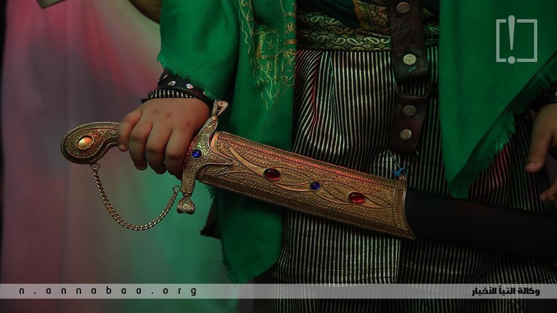 القاسم كان متحفزاً للجهاد وطالباً للشهادة في سبيل الله ونصرة عمه الحسين سلام اللـه عليه