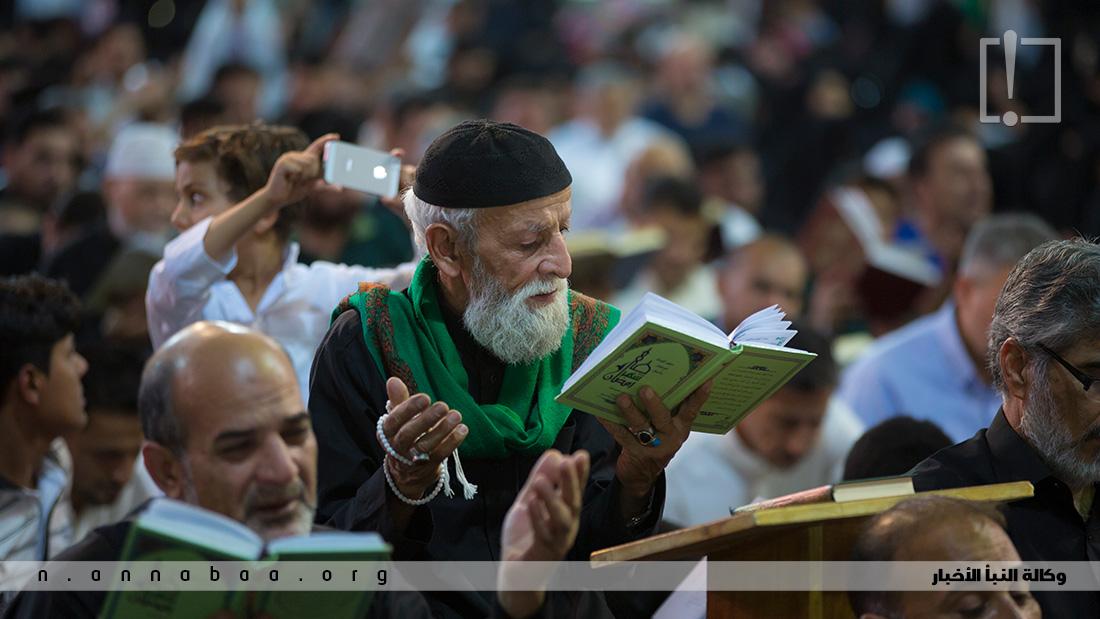 اللهم ارحم شبابنا ووقر كبارنا وبارك لنا في صغرنا واقبل اعمالهم انك انت الكريم