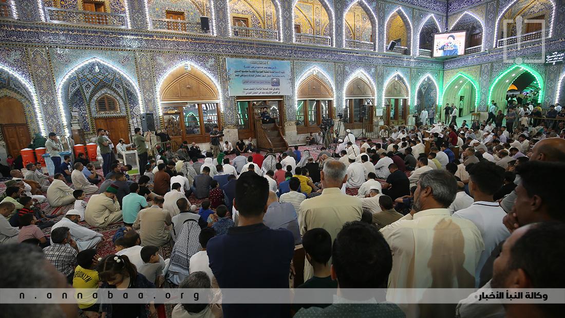 ولوداع شهر رمضان حرارة وحرقة كبيرة لان وداع شهر المغفرة والرحمة الالهية مستصعب لدى المؤمنين ومن يرجون غفران ذنوبهم