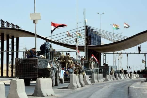 السيطرة الرئيسية في قضاء طوزخورماتو بقبضة الشرطة الاتحادية